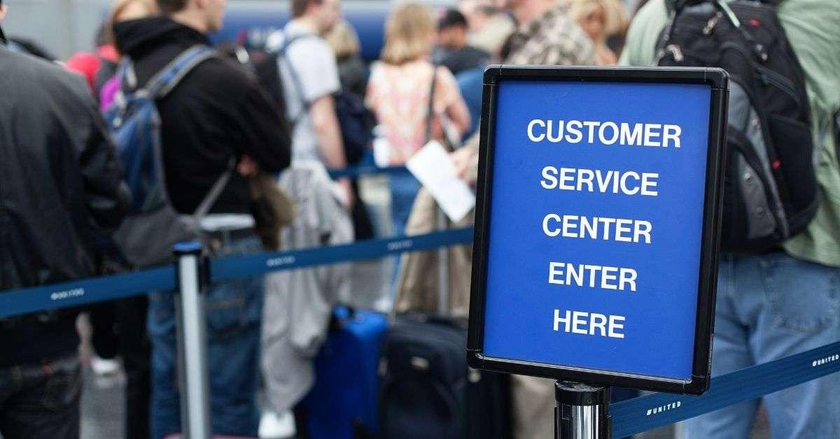 Travel customer service