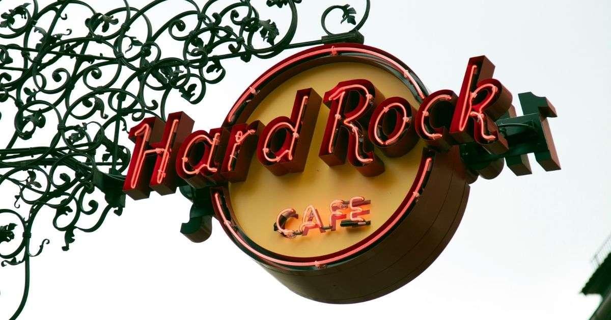 Hard Rock Cafe chatbot