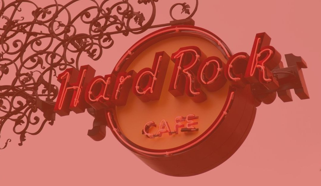 What if… The Hard Rock Cafe joined the chatbot revolution?