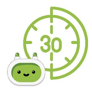 shopify set up 30 seconds