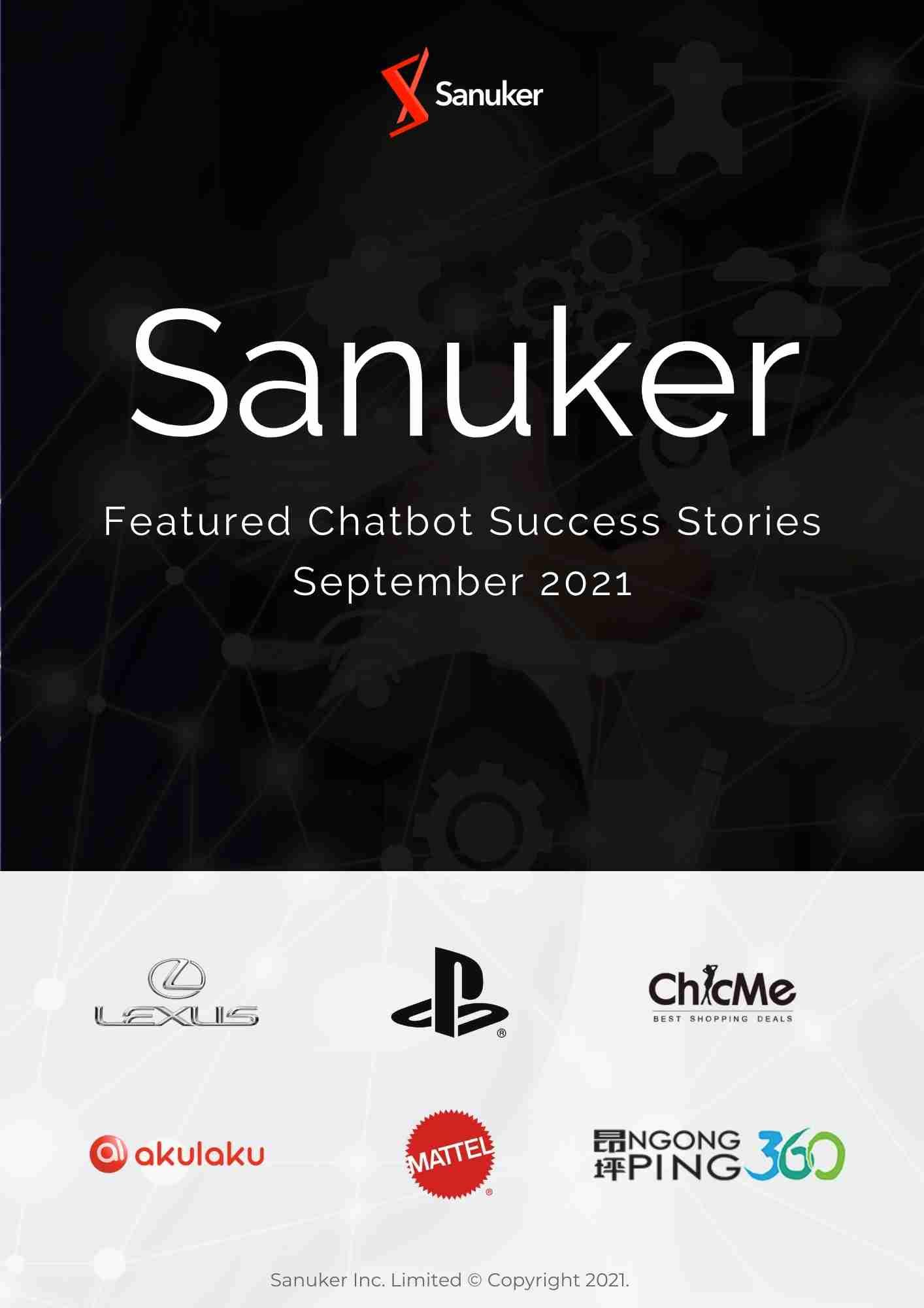 Sanuker - Featured Success Stories September 2021